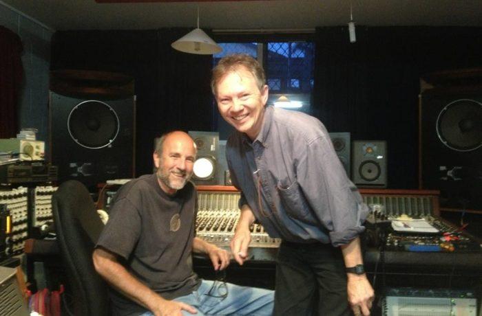 Recording new Album 2015 with Hamigs Stuart