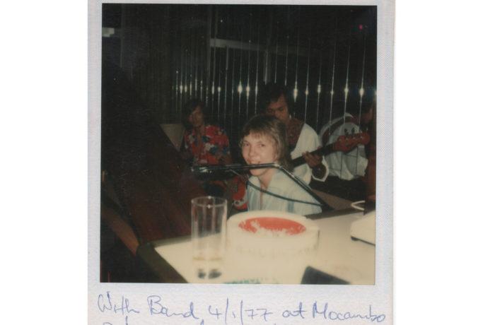 Billy Pianobar Gig at Mocombo Hotel in Numea, New Calidonia