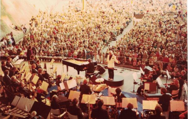 Billy Orrchestral Concert Meyer Music Bowl Melbourne