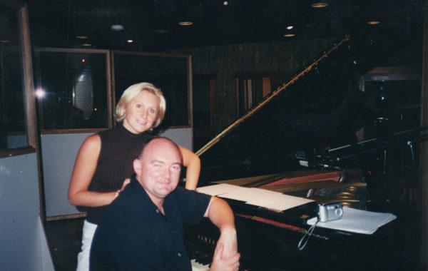 James Morrison & Emma Pask Album Paradise c.90