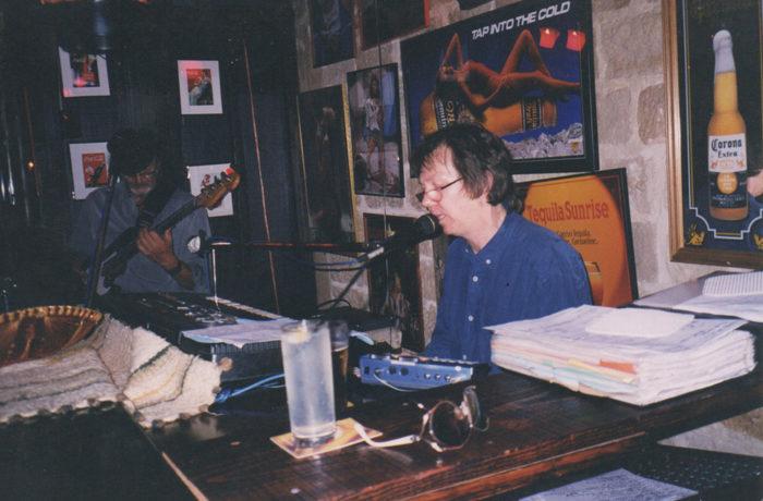 Billy and Ron Philpot at Jiminez Bar