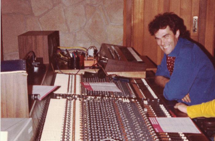 Mark Hunter Recording Paradise