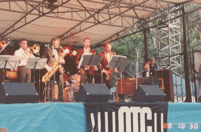 Billy- Hyde Park Prk Concert